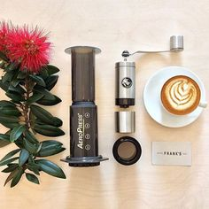Stunning |  TAG your coffee friends  | Shop Online at: @alternativebrewing - link in bio #AlternativeBrewing & TAG us to be featured  by @franks_coffee by originalaeropress
