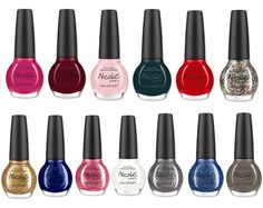 Seriously like pretty high in the top 10 things I want for Christmas is just like ALOT of Nail polish