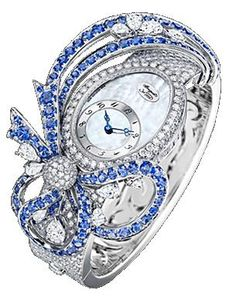 High Jewelry | Breguet - High Jewellery watches - Swiss Luxury Watches - LuxuryWatch