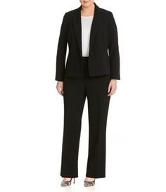 Shop for Kasper Plus Stretch Crepe Seamed Blazer & Stretch Crepe Pants at Dillards.com. Visit Dillards.com to find clothing, accessories, shoes, cosmetics & more. The Style of Your Life.
