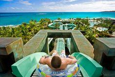 Surge Slide, Atlantis Bahamas. I rode this! #scentsyrocksatlantis #ichoosescentsy