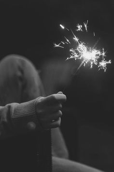 sparkle | celebration | magic | black and white photography | sparkler | #blackandwhitephotography