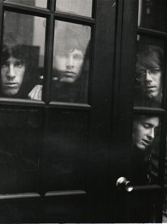 The Doors, shot in New York City in 1967 by Joel Brodsky