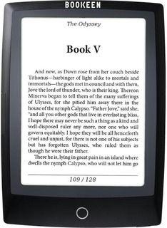 GoodEReader: Bookeen to release #CybookOdysseyFrontLight and #CybookOcean