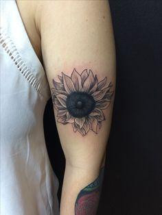 Girassol tattoo