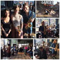 Gig pics: Sunday afternoon at Sanders, Amsterdam. Thanks to Stichting Tpodium!  http://www.susannealt.com/weblog/gig-pics-susanne-alt-at-sanders/ #jazz #amsterdam #sanders #jam #concert