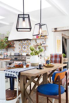 Antic&Chic. Decoración Vintage y Eco Chic: [Get the look] Cómo preparar la cocina para el otoño