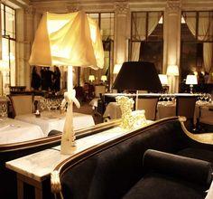 Luxury Hotels Le Meurice Paris France
