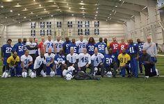 Colts se solidarizan con Chuck Pagano