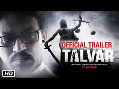 Talvar Bollywood Full Movie Download In HD, Torrent Download 720p, DvDrip | Download New Movies 2015
