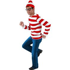 [HALLOWEEN] Wmu - Men's Costume: Where's Waldo Kit- Small/Medium - $35.28 with FREE SHIPING WORLDWIDE! 2 DAYS for ALL USA DELIVERY!!! visit our site ->>> http://HALLOWEEN-CLOTHES.CF