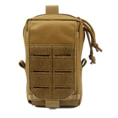 Edc, Tactical Pouches, Hunting Bags, Waist Pack, Unisex, Phone Holder, Outdoor Camping, Leather Backpack, Gadgets