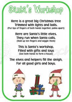 Short Christmas Poems For Teachers | Christmas Blessed Beginnings ...