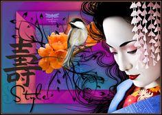 Atelier di una Lettrice Compulsiva: Asian Style #9: recensione Yoshiwara Hana Oboro di...