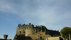 Edinburgh castle home of Mary queen of Scots