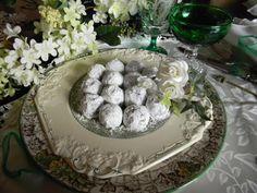 Nancy's Daily Dish: Irish Cream Truffles