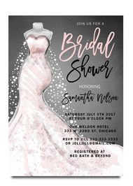 43 best cheap bridal shower invitation images wedding stationery