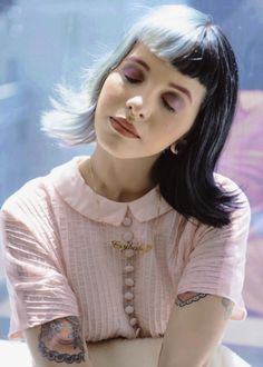 Find images and videos about melanie martinez, cry baby and melanie on We Heart It - the app to get lost in what you love. Cry Baby, Crybaby Melanie Martinez, Levi X Eren, Talent Show, Crazy People, Pretty People, Her Music, American Singers, The Voice