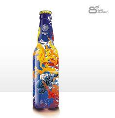 Tiger Beer Limited Bottle