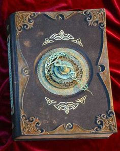 """""""Artist Tim baker, Code Book"""" Artist Tim Baker, SMakeupFX, Deviantart. Hollywood, CA."""