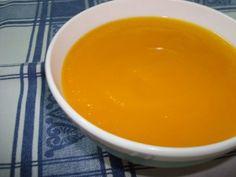 Creme de Cenoura e Coentros na Bimby - Receitas Bimby