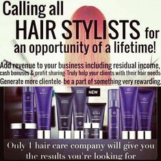 Where are all my stylist friends? Message me for a life changing opportunity. Only 8% of all Market partners are hairstylists. Your clients are going to get it from someone, why not that someone be YOU!!! This will change your life and build the residual income you want and need. There's nothing on the market like it. #monat #healthy #hairloss #hairgrowth #antiaging #awesome. shawnaheard.mymonat.com