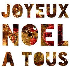 Je vous souhaite le plus merveilleux des Noëls    JOYEUX NOËL