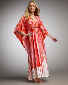 How to make a simple caftan