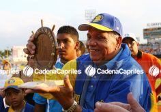 Luis García, mejor conocido como Luis Camaleón García, ex pelotero venezolano. Foto: Nelson Pulido/Cadena Capriles