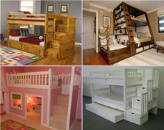bunk bed inspiration!