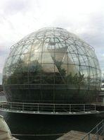 Biosfera #genova bolla di Renzo Piano foresta tropicale
