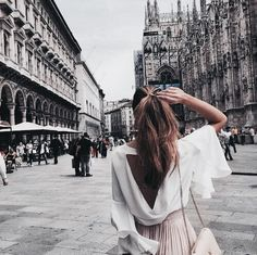 Imagem de girl, fashion, and travel