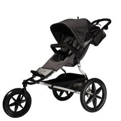 The Mountain Buggy terrain - part of our comprehensive Jogging stroller buying guide!