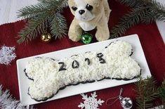 Салат «Косточка» на Новый год 2018 http://god2018.gq/salat-kostochka-na-novyj-god-2018/ #салат #новыйгод #новогодний #рецепты #косточка #кулинария