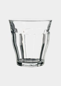 Just ordered these classic Duralex Picardie glasses - love em!  Cute, French, virtually unbreakable and they have numbers on the bottom - we likey!