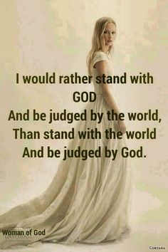 Standing with God is not popular in this world. I prefer to choose what will be beneficial in eternity and that is choosing God. Religious Quotes, Spiritual Quotes, Catholic Quotes, Spiritual Thoughts, Deep Thoughts, Faith Quotes, Bible Quotes, Anger Quotes, Godly Quotes