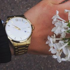 Instagram photo by @eveliiiinam (Evelina Melkersdotter)   Iconosquare Search Instagram, Instagram Posts, Gentleman Style, Fashion Accessories, Watches, Wristwatches, Gentleman, Clocks, Men Styles