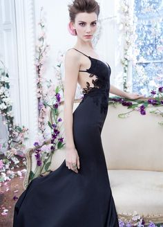 Bridesmaids and Special Occasion Dresses by Noir By Lazaro - Style NZ3433