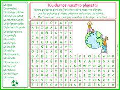 Cuidemos el planeta : blog Me encanta escribir en español
