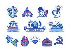 Tattoo Icons