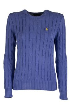 Shop Ralph Lauren Cable-knit Cotton Jumper and save up to EXPRESS international shipping! Casual Dresses For Teens, Cotton Jumper, Cable Knit, Kazakhstan, Ralph Lauren, Slim, Knitting, Long Sleeve, Sleeves