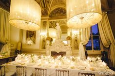 WedLuxe– An Italian Destination Wedding Brimming with All-White Blooms | Photography by: Fotografo Matrimonio Toscana Follow @WedLuxe for more wedding inspiration!
