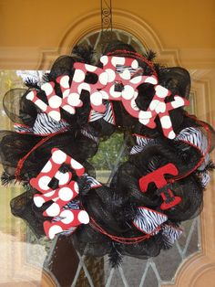 Perfect for a Red Raider Home