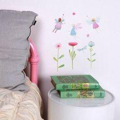 Mini Fairy Garden Decals