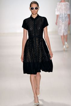 Erin Fetherston Spring 2015 Ready-to-Wear - Collection - Gallery - Look 1 - Style.com