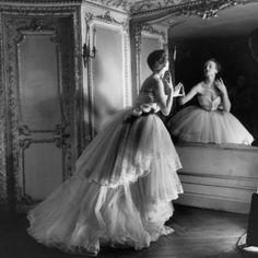 Christian Dior, 1947.
