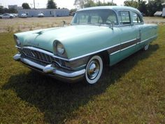 #Classic 1955 PACKARD 4 DR with VIN: 55823533