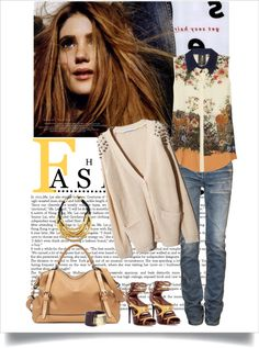 """""""Fave Cardie."""" by style-stories ❤ liked on Polyvore"""