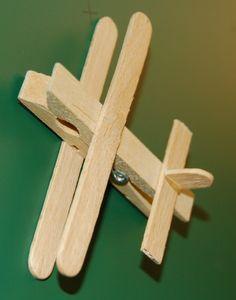 Fabriquer un jouet en bois pour papa