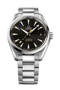 OMEGA Watches  Seamaster Aqua Terra 15,000 Gauss Una revolución iniciada en 2014, y que ahora nos lleva al siguiente capítulo con la certificación Master Chronometer. Adiós al magnetismo, visita: http://watchesworld.com.mx/noticias/lanzamientos/omega-con-m-de-antimagnetico/ #WatchesWorld, los relojes de tu vida. @todayswatchfashion,